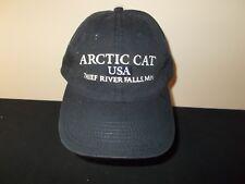 Arctic Cat Snowmobiles USA Thief River Falls Minnesota strapback hat sku10