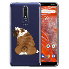 For Nokia 3.1 Plus 2019 6 inch ( International Version) TPU Gel Clear Case Cover