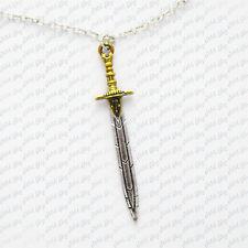 collana percy jackson spada sword dagger gli dei dell'olimpo necklace halskette