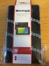 Snugg Black Robust Case for Nexus 7 2