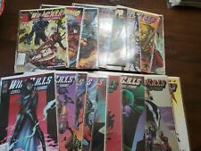 Wild.C.A.T.S Covert Action Teams Lot #10-26 RARE #25 FOILED EDITION