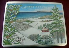 Cherry Republic Decorative Tin
