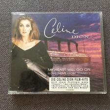 Celine Dion - My Heart Will Go On (1997) - Maxi CD