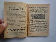 12 JUIN 1954 N° 128  DEFENDRE LA VERITE LA CONFESSION D'ETIENNE FAJON