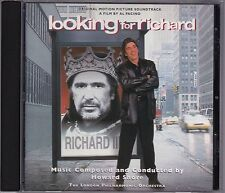 Looking For Richard - Soundtrack - CD (Angel 1996)