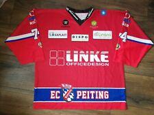 Game worn Eishockey Trikot EC Peiting Brad Miller