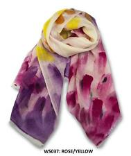 Ozwear UGG WS037 The Hand Painted Merino Wool Scarf 1830 X 640 mm New Gift