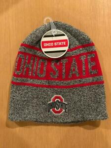 NEW!!! Ohio State Buckeyes Knit Beanie Hat NCAA Headwear