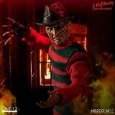 Mezco One:12 Collective Horror A Nightmare on Elm Street Freddy Krueger