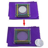 Coin Escape Magic Tricks Coin Flight Fantastic Coin Disappearing Magic Pro WA