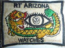 Recon Team - ARIZONA - Patch - MACV-SOG - EVIL EYE - WATCHES - Vietnam War, 1924
