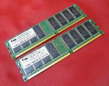 1GB Kit Promos V826664K24SCTG-D3 DDR Non-ECC Desktop Memory RAM PC3200U