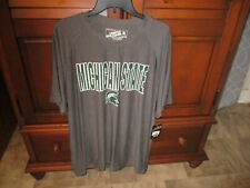 Big/10/Campus/Heritage/T- Shirt(Michigan/State/Footb all/Basketball)New/Size/Xl