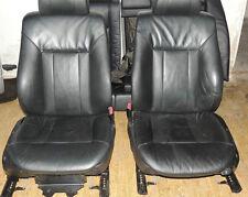 BMW E39 530d Lederausstattung Sitze  schwarz Bj.2003 _ manuell _TOP