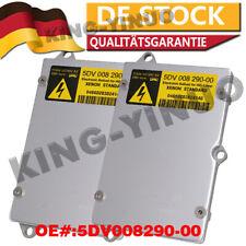 2X Für Opel Astra G H Signum Xenon Scheinwerfer Vorschaltgerät 5DV008290-00 DHL