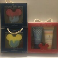 Disney Lotion/Hand Creme & Mickey Bath Bombs