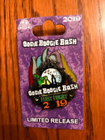 Disney Halloween Party Oogie Boogie Bash First Fright 2019 LIMITED RELEASE
