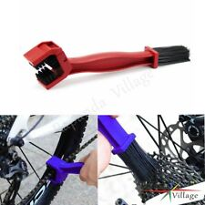 Motorcycle Bike Bicycle Motocross Chain Wheel Cleaning Brushes Wash Cleaner Tool