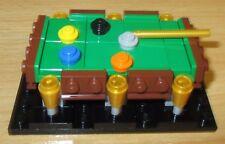 Lego City - Friends -  1 Billardtisch mit Zubehör aus 10246