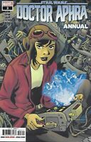 Star Wars Doctor Aphra Annual Comic 3 Cover A Elsa Charretier 2019 Spurrier
