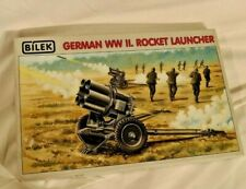 1/35 Bilek German Nebelwerfer 41 Rocket Launcher w/ Accessories # 892