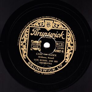 LUIS RUSSELL - CASE ON DAWN / CHOCOLATE DANDIES - STRADDLE THE FENCE BR 02002 E-