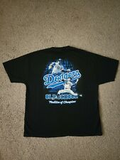 Los Angeles Dodgers Tradition Of Champions Fernando Sandy T Shirt 2XL