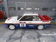 BMW M3 E30 Gr.A Rallye Tour de Corse Winner Beguin 1987 #10 IXO Altaya 1:18