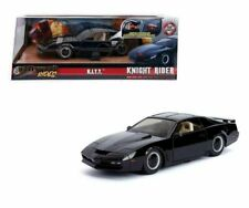Jada 1:24 KITT Knight Rider Die Cast Vehicle with Light Up - 30086