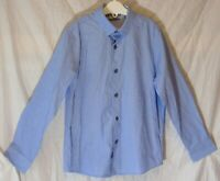 Boys Next Signature Light Blue Smart Formal Long Sleeve Shirt Age 8 Years