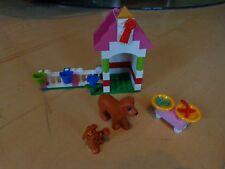 Lego Belville Hund/Welpe,Hunde-familie,-hütte