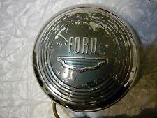 Vintage Ford Horn Button Steering Wheel Sign Badge Emblem