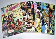 ELFQUEST TWELVE (12) COMICS #1 TO #30 RANGE   FANTASY  WENDY & RICHARD PINI 1988