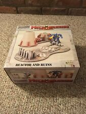 MechWarrior Gale Force 9 GF9 Battlefield in a Box Reactor and Ruins - Used