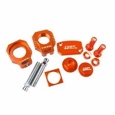 Tusk Billet Bling Kit Orange KTM 250SXF 250XCF 350SXF 350XCF 450SXF 450SXF FE