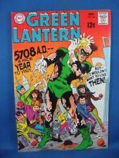 Green Lantern #66 (Jan 1969, Dc) Vf Nm