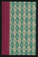 The English Language Folio Society Robert Birchfield Illustrated + Slipcase