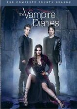 Vampire Diaries Complete Fourth Seaso 0883929276158 DVD Region 1