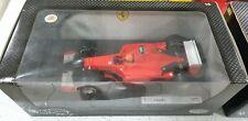 MSC 1/18 F1 Ferrari F2001 Italian Grand Prix Black Nose Schumacher 111/750
