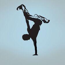 Vinyl Wall Decal Sticker Hip Hop Dance Urban Dancer