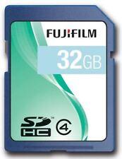 32GB SDHC Camera Memory Cards