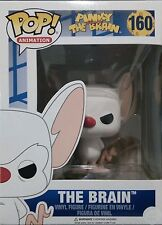 FUNKO POP - The Brain - Pinky and The Brain - Vinyl Figure # 160