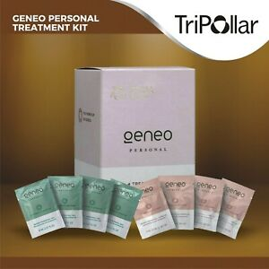 TriPollar Geneo Personal Treatment Kit 4X Geneo Personal Gel Packs & 4X Capsules