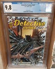 DETECTIVE COMICS #1027 - ANDY KUBERT WRAPAROUND COVER - DC COMICS/2020 - CGC 9.8