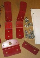 Massey Ferguson FE35 35 T20 65 Lucas style lighting kit brackets only