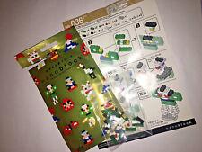 Lucky Charm Japan Mini Nanoblock Series 1 Blind Bag - Kite - New