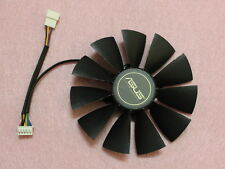 95mm ASUS GTX780 R9 280X 290 290X Single Fan Replacement 5Pin T129215SU R166b