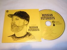 CD - Russian Futurists Me myself and Rye - Promo Cardcover 2006 - K