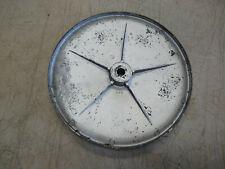 Vintage Walker Turner 10 Bandsaw Band Saw Lower Wheel Pulley 916 Bore
