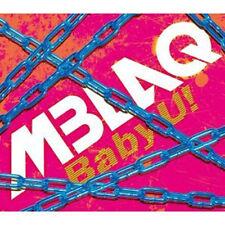 J-pop Mblaq - Japan 2nd Single [Baby U!] (Limited Edition B) (MBLQJS02B)